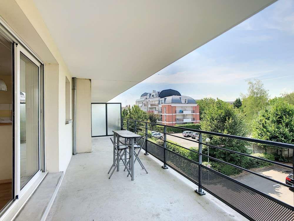 Appartement à louer 2 42.6m2 à Orléans vignette-7