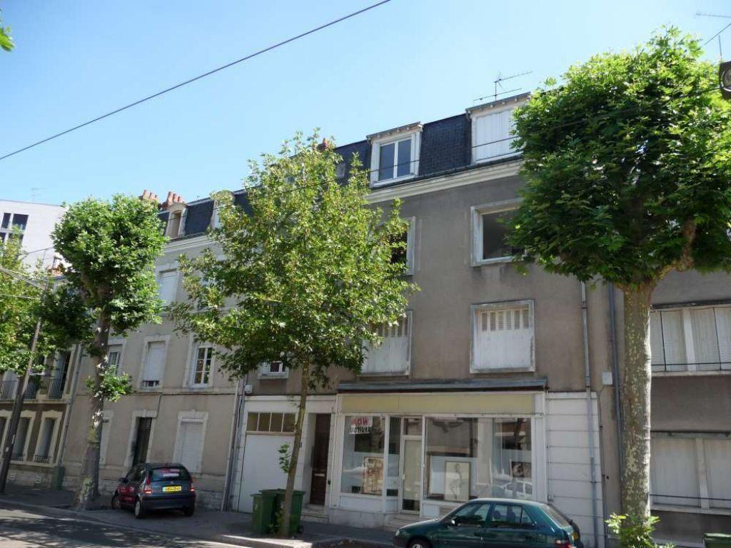 Appartement à louer 1 24.75m2 à Orléans vignette-3