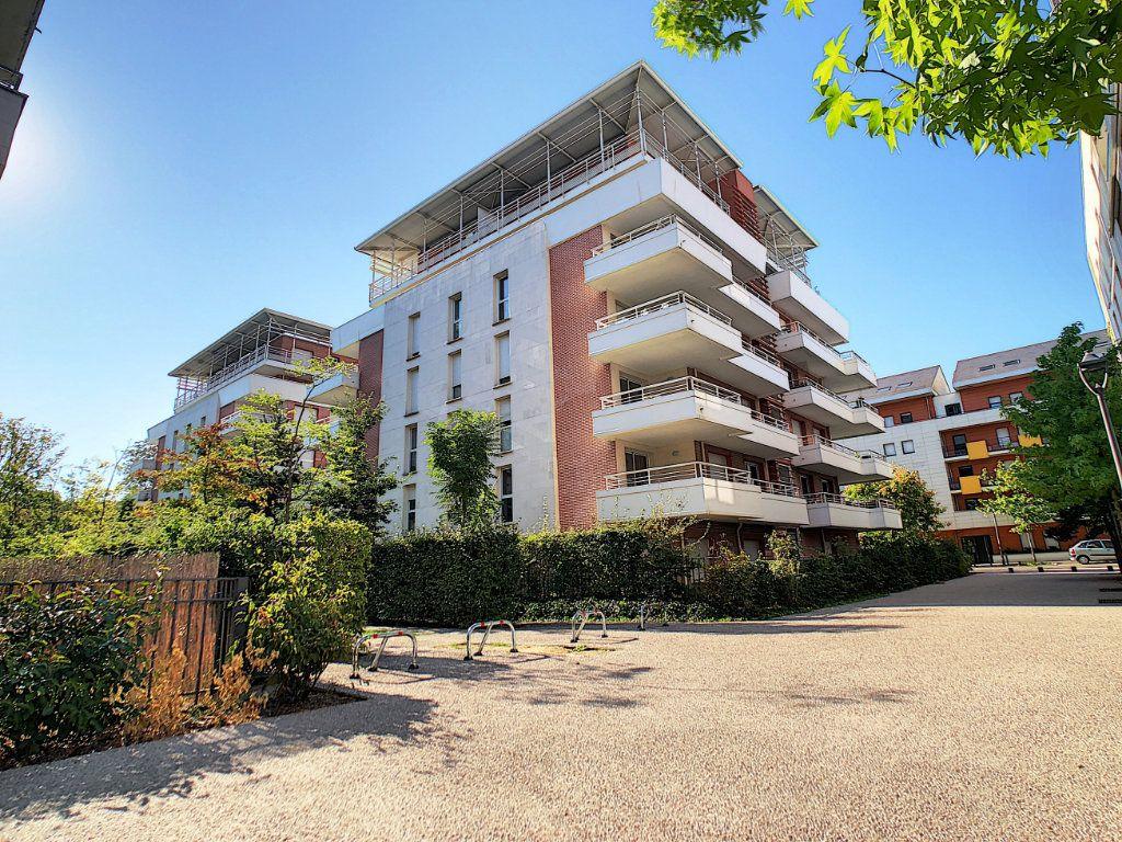 Appartement à louer 2 38.45m2 à Orléans vignette-1
