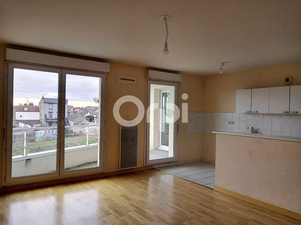 Appartement à louer 2 50.15m2 à Orléans vignette-1