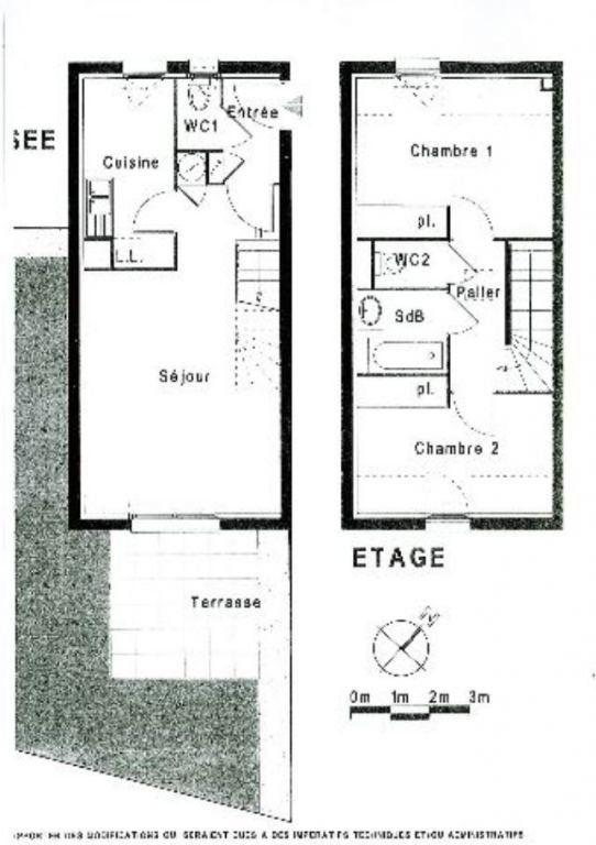 Appartement à louer 3 63.1m2 à Bourges vignette-4