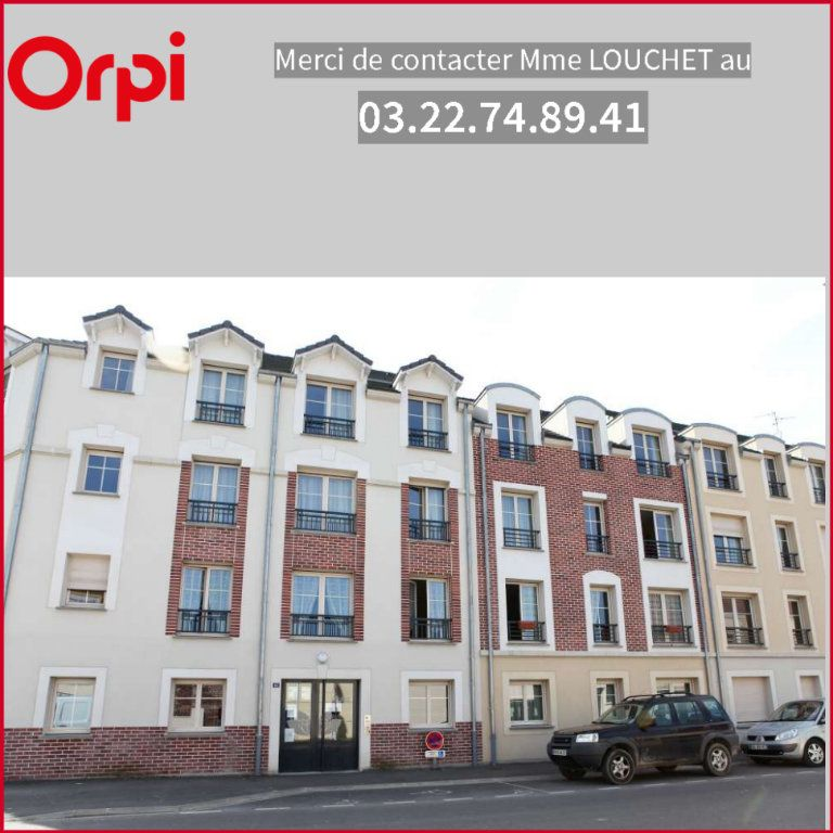 Appartement à louer 1 28.93m2 à Albert vignette-1