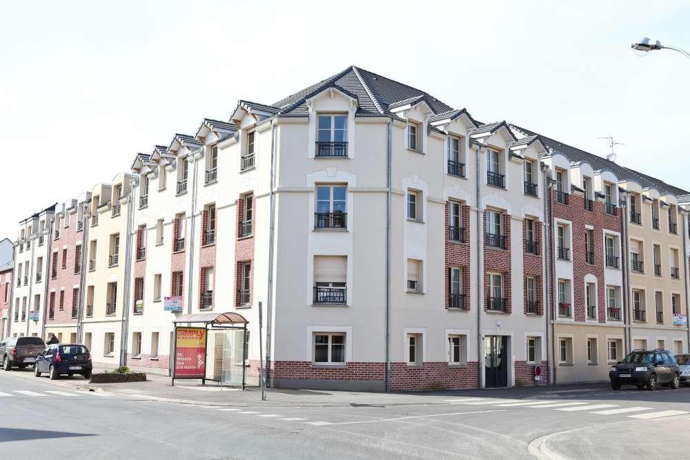 Appartement à louer 1 28.93m2 à Albert vignette-3