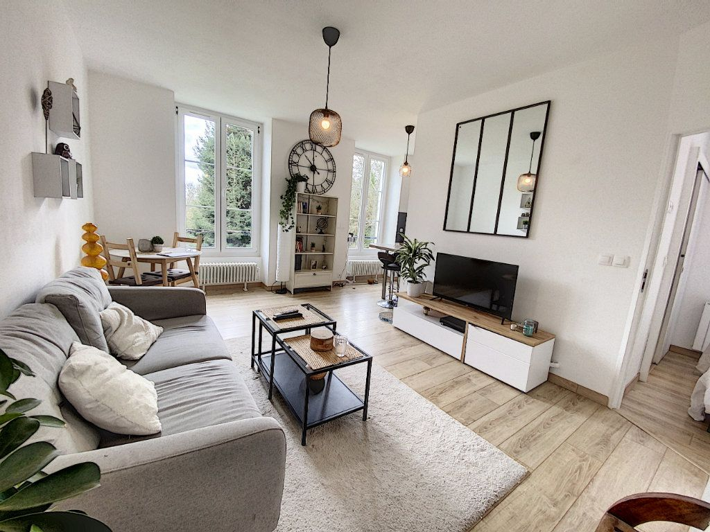 Appartement à vendre 2 40.9m2 à Saint-Jean-de-Braye vignette-1