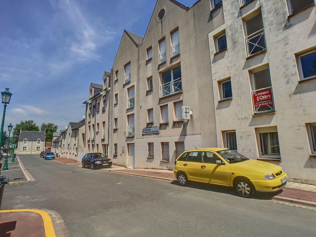 Appartement à vendre 2 42.82m2 à Meung-sur-Loire vignette-1