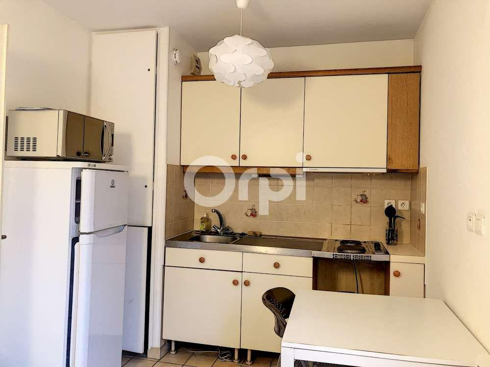 Appartement à louer 1 26.16m2 à Orléans vignette-1