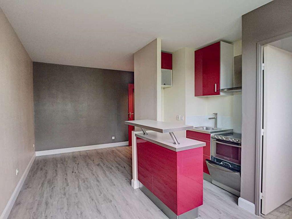 Appartement à louer 1 30.87m2 à Orléans vignette-1