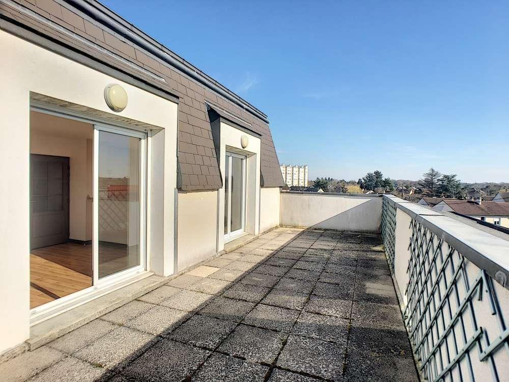 Appartement à louer 2 51.6m2 à Saint-Jean-le-Blanc vignette-2
