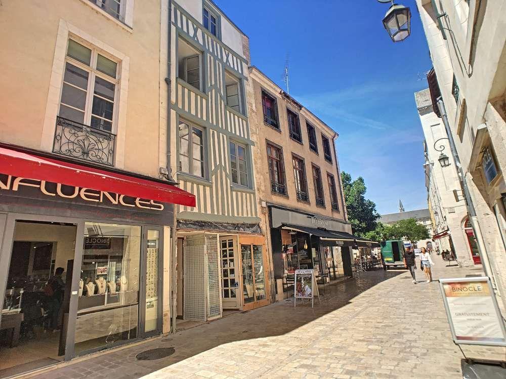 Appartement à louer 1 28.35m2 à Orléans vignette-1