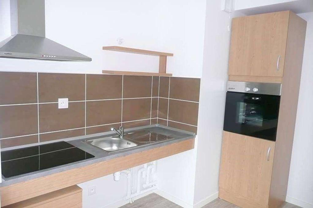 Appartement à louer 2 37.8m2 à Orléans vignette-4