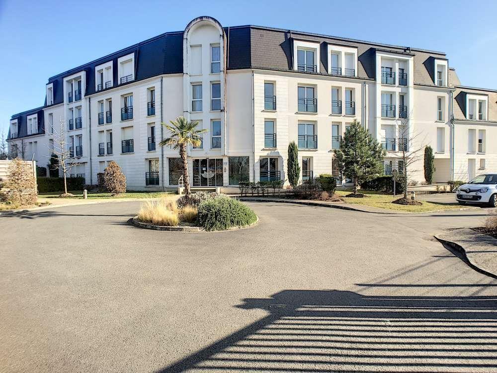 Appartement à louer 2 44.6m2 à Saint-Jean-le-Blanc vignette-1