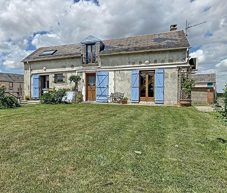 Maison à vendre 3 87m2 à Santilly vignette-6