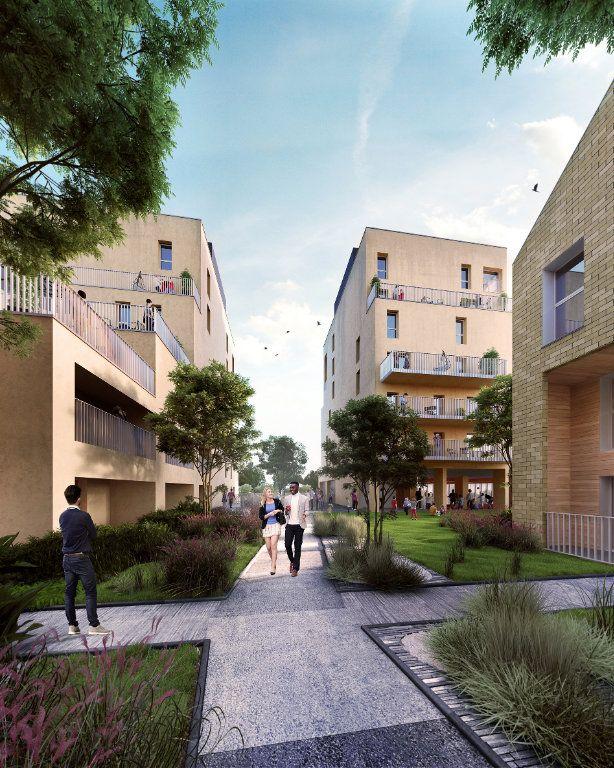 Appartement à vendre 3 58.51m2 à Bordeaux vignette-1