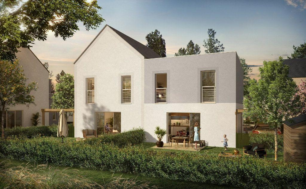 Maison à vendre 4 85.26m2 à Veigné vignette-1