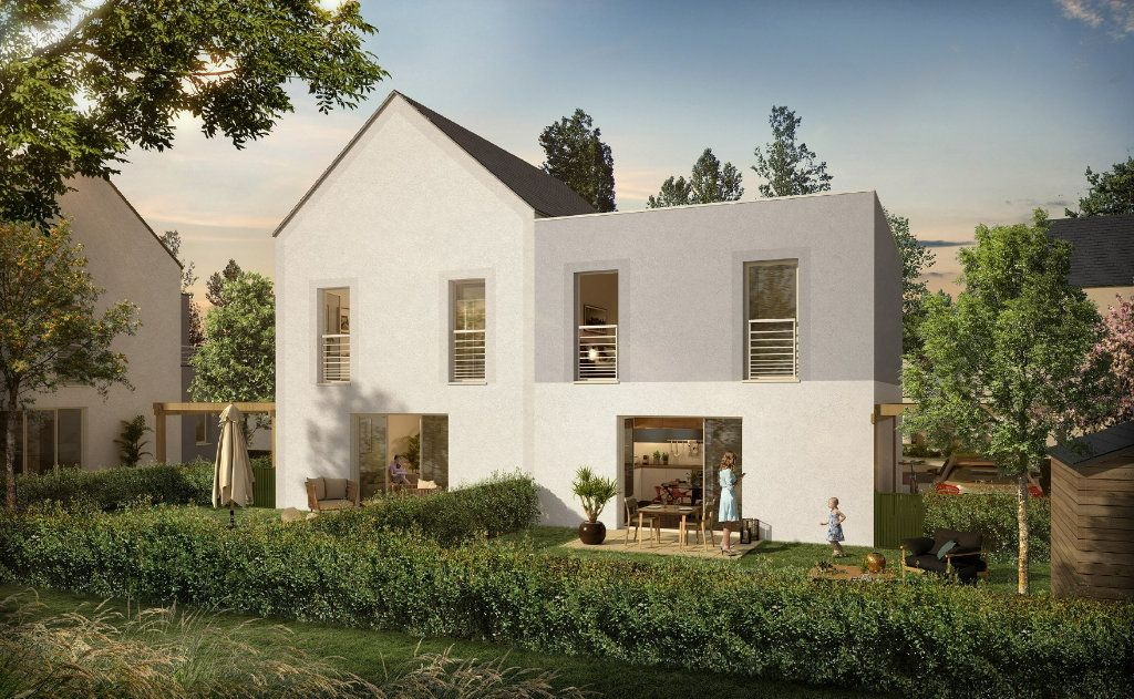 Maison à vendre 5 100.84m2 à Veigné vignette-2