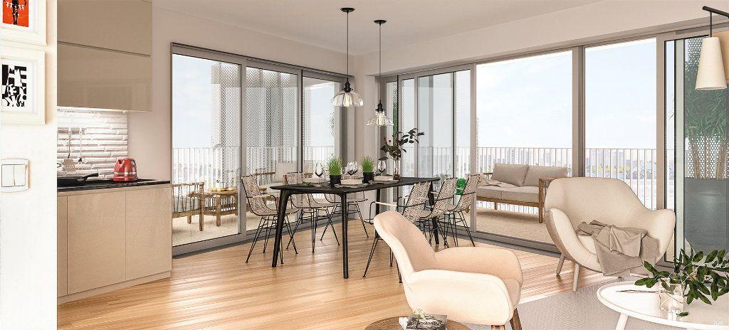 Appartement à vendre 3 63.79m2 à Fleury-les-Aubrais vignette-2
