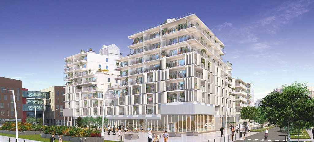 Appartement à vendre 3 63.79m2 à Fleury-les-Aubrais vignette-3