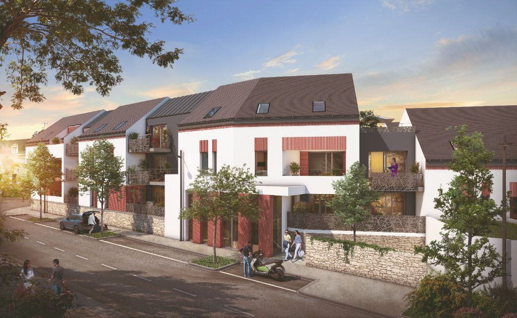 Appartement à vendre 3 59.3m2 à La Membrolle-sur-Choisille vignette-3