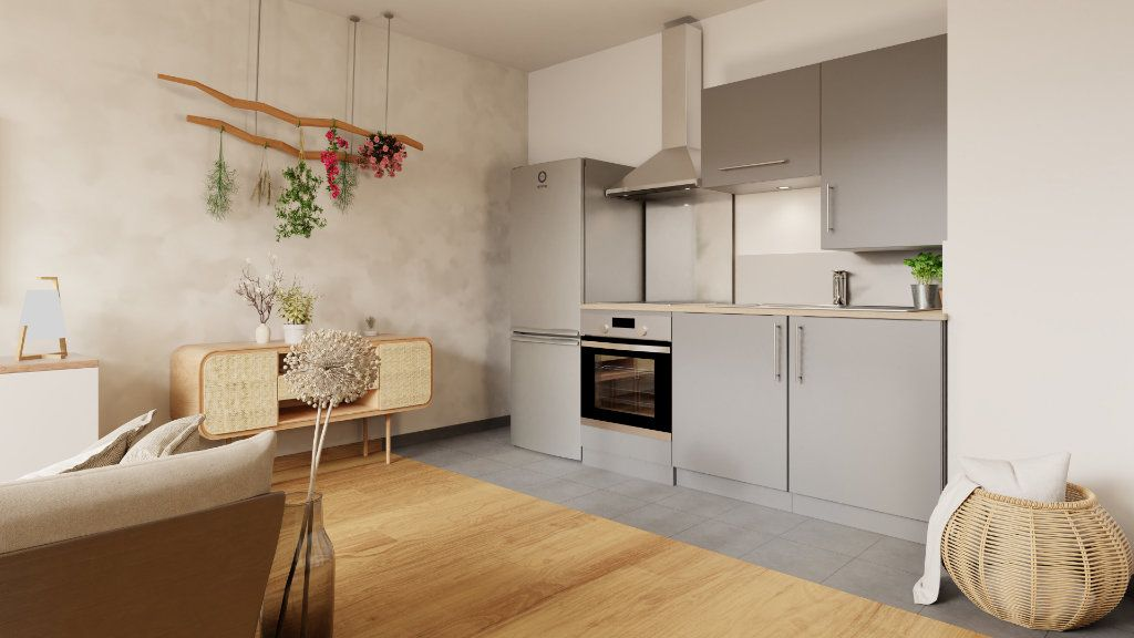 Appartement à vendre 3 59.3m2 à La Membrolle-sur-Choisille vignette-6