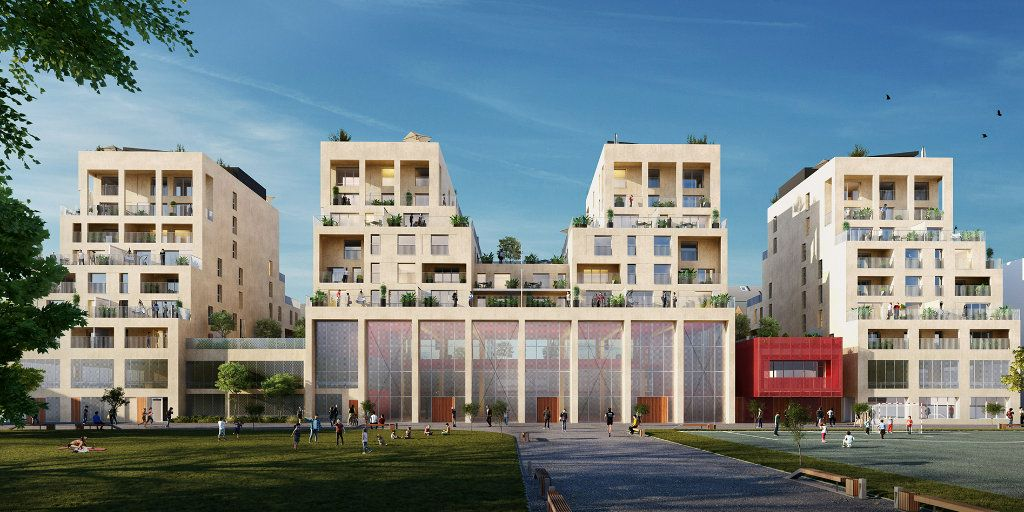 Appartement à vendre 3 65.5m2 à Bordeaux vignette-2