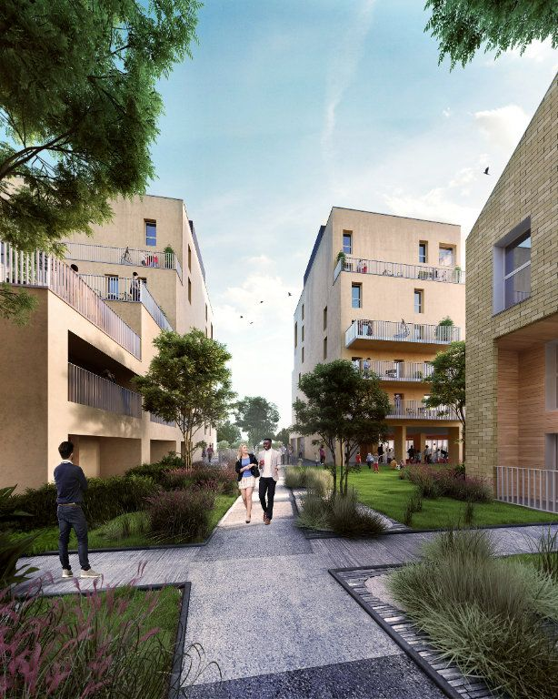 Appartement à vendre 3 70.26m2 à Bordeaux vignette-3