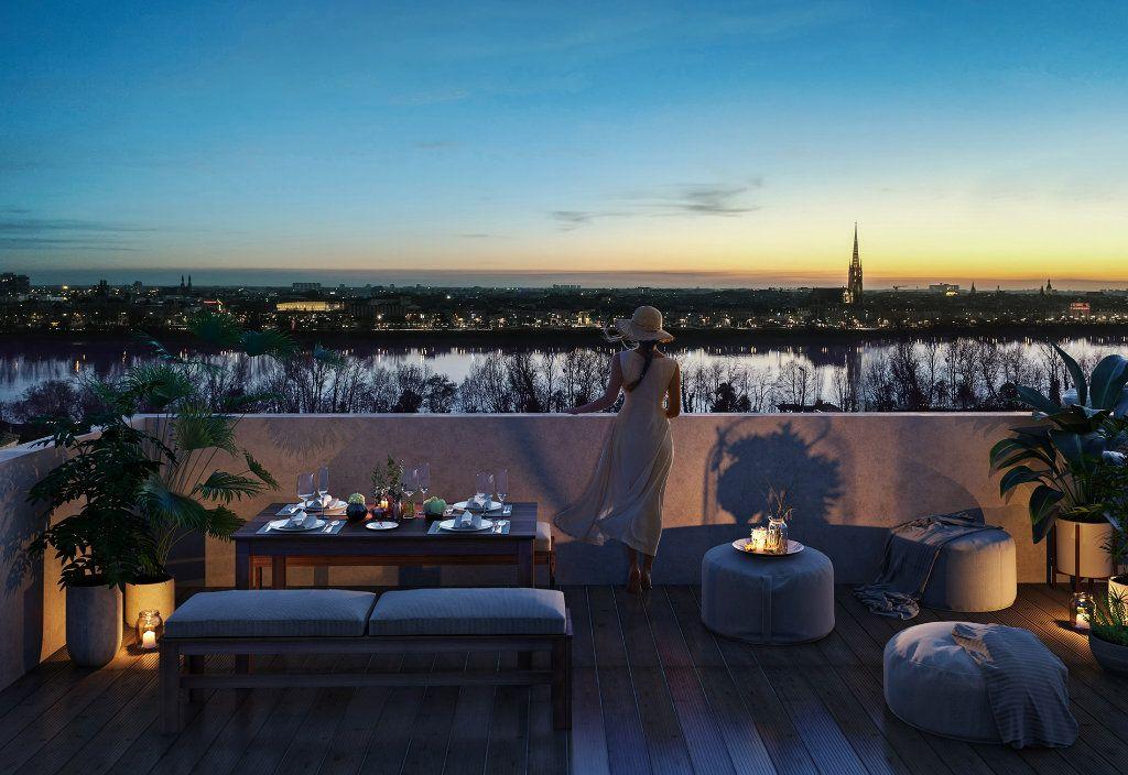 Appartement à vendre 3 65.55m2 à Bordeaux vignette-1