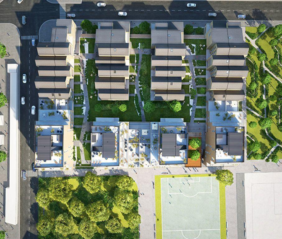 Appartement à vendre 3 68.86m2 à Bordeaux vignette-4