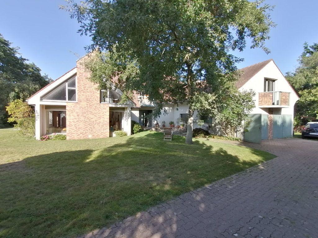 Maison à vendre 7 240m2 à Le Touquet-Paris-Plage vignette-1