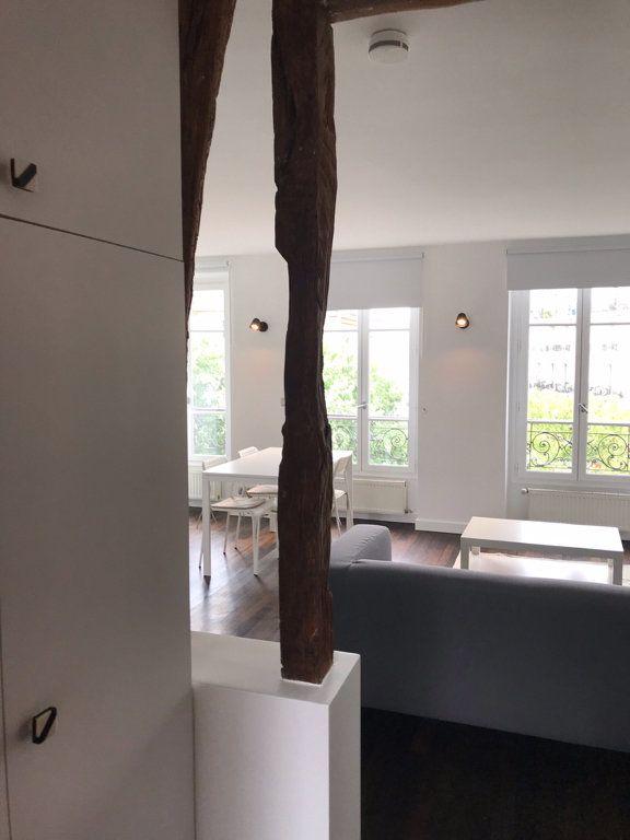 Appartement à louer 2 34m2 à Boulogne-Billancourt vignette-1