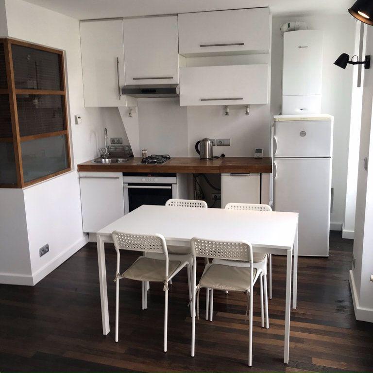 Appartement à louer 2 34m2 à Boulogne-Billancourt vignette-6