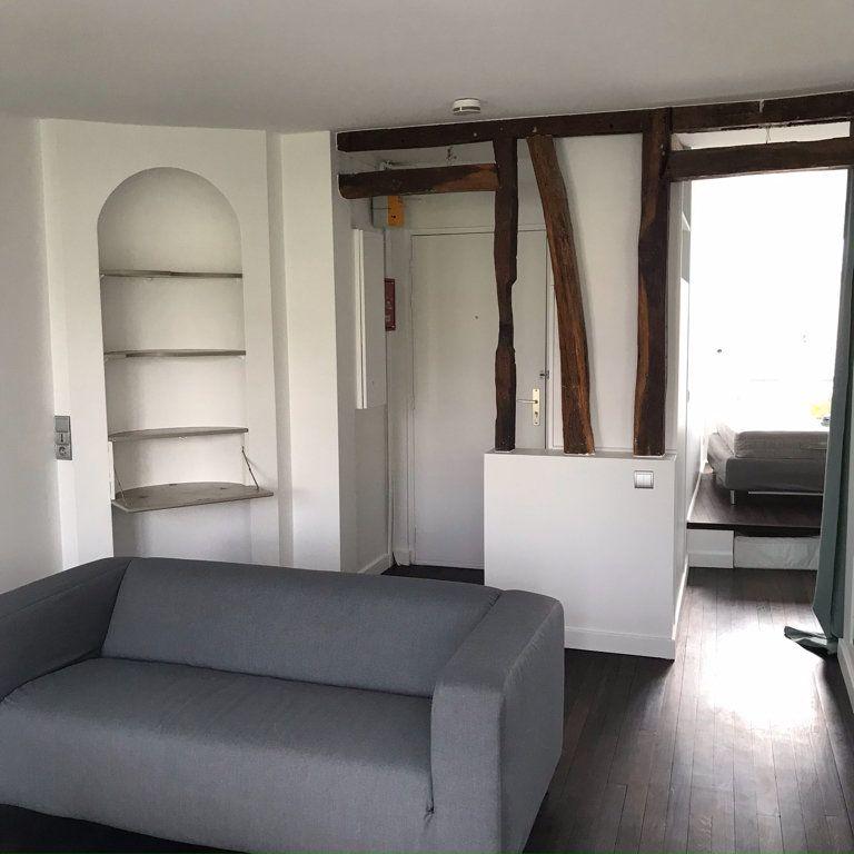 Appartement à louer 2 34m2 à Boulogne-Billancourt vignette-7
