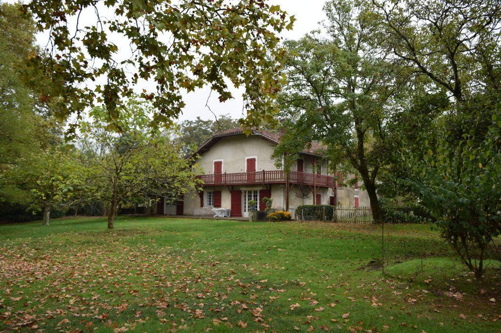 Maison à vendre 11 300m2 à Saint-Sever vignette-3
