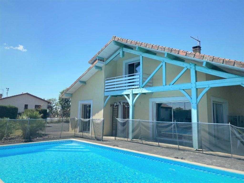 Maison à vendre 6 150m2 à Saint-Sever vignette-2