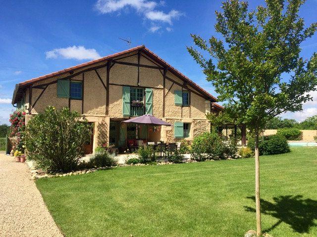 Maison à vendre 11 243m2 à Saint-Sever vignette-1