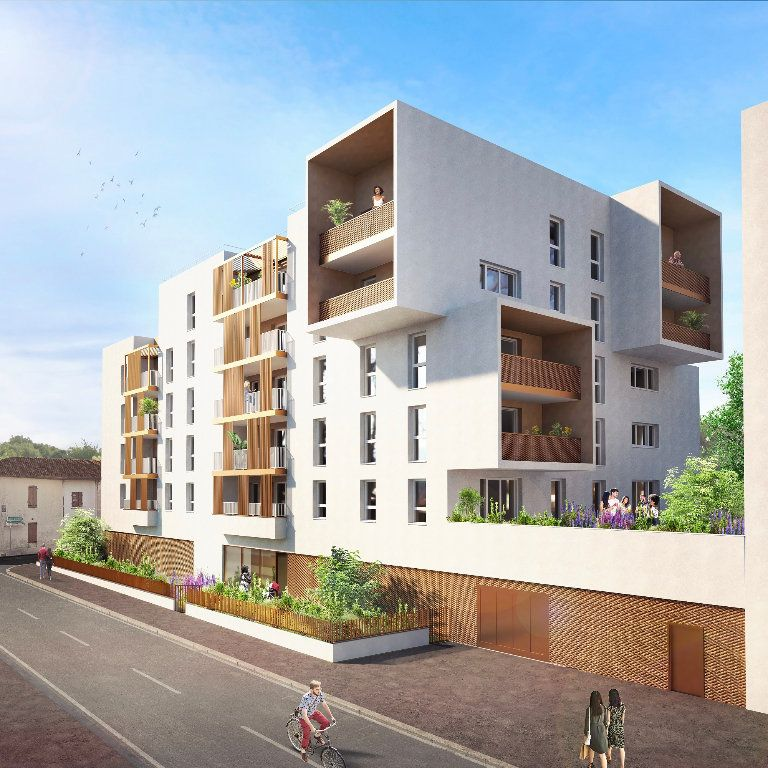 Appartement à vendre 2 48.2m2 à Mont-de-Marsan vignette-1