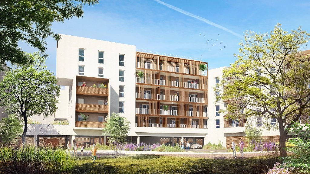 Appartement à vendre 2 42.45m2 à Mont-de-Marsan vignette-1