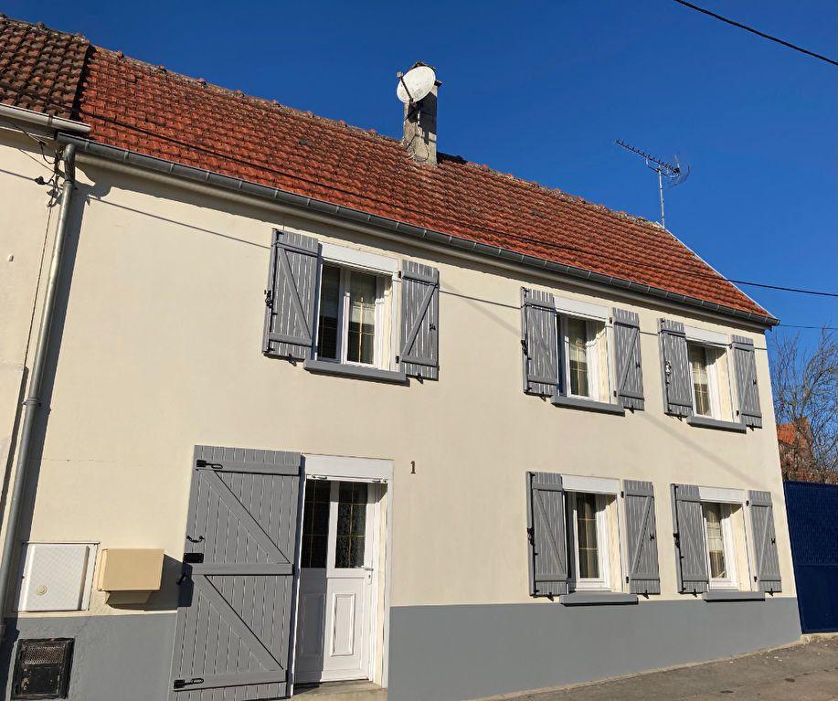 Maison à vendre 4 70m2 à Davenescourt vignette-1