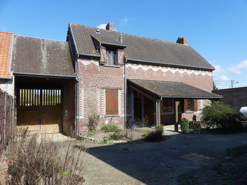 Maison à vendre 5 0m2 à Courcelles-Epayelles vignette-1