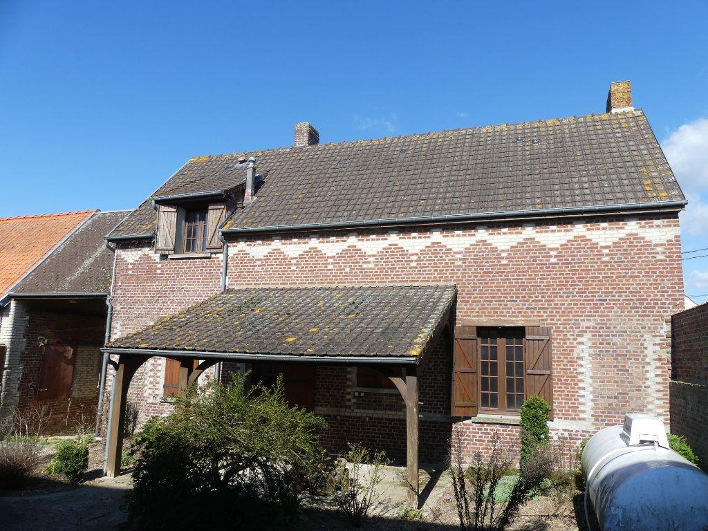 Maison à vendre 5 0m2 à Courcelles-Epayelles vignette-9
