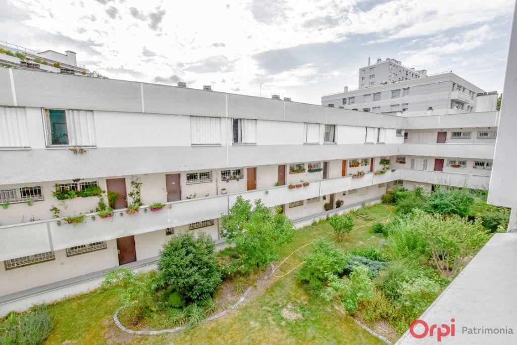 Appartement à vendre 2 55m2 à Paris 12 vignette-1
