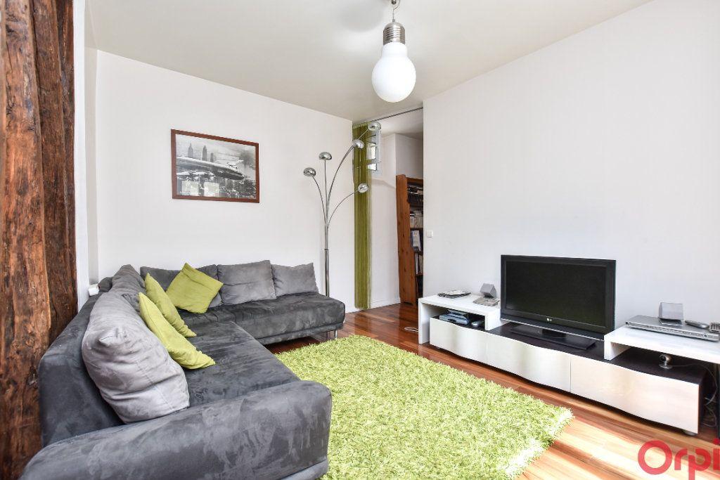 Appartement à vendre 3 60m2 à Paris 12 vignette-2