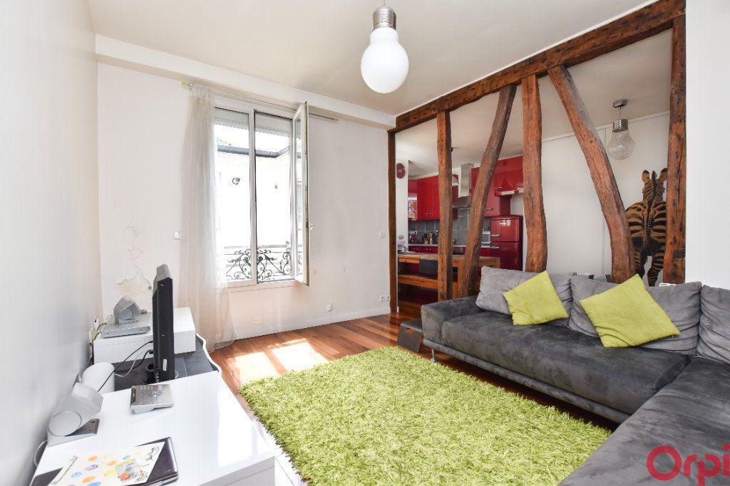 Appartement à vendre 3 60m2 à Paris 12 vignette-3