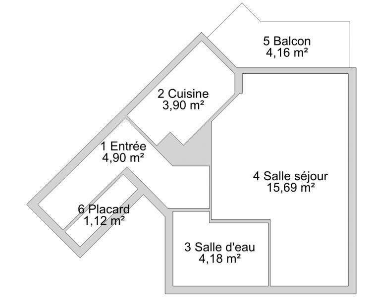 Appartement à vendre 1 30m2 à Vincennes vignette-1