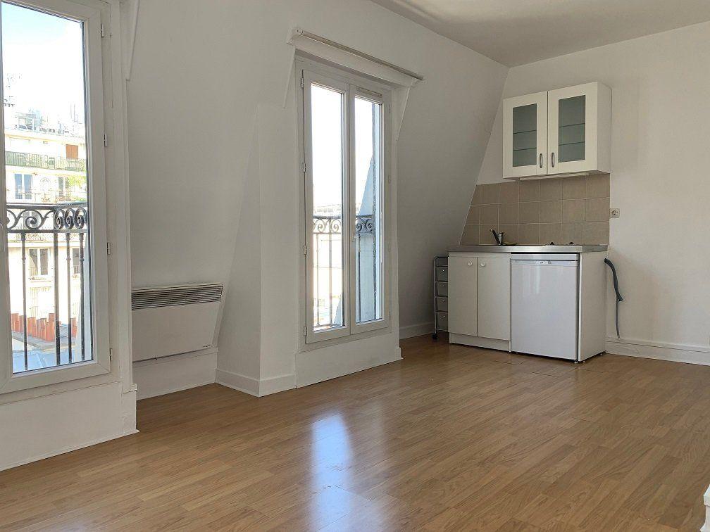 Appartement à louer 1 19.72m2 à Paris 15 vignette-2