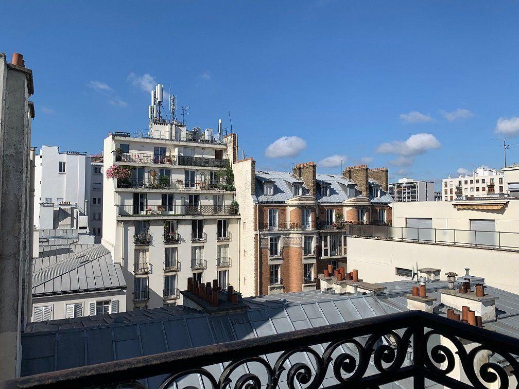 Appartement à louer 1 19.72m2 à Paris 15 vignette-3