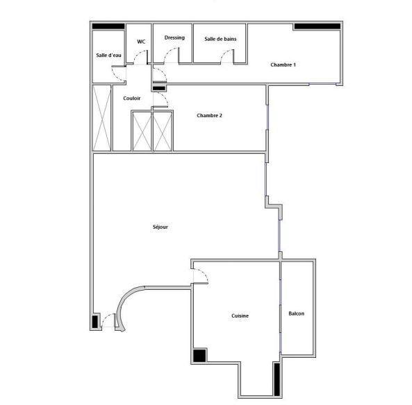 Appartement à vendre 3 91m2 à Paris 12 vignette-10
