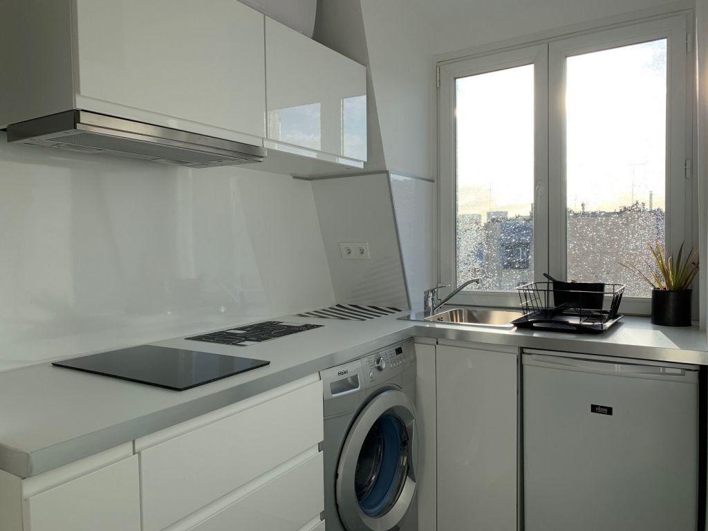 Appartement à louer 1 22.37m2 à Paris 12 vignette-4