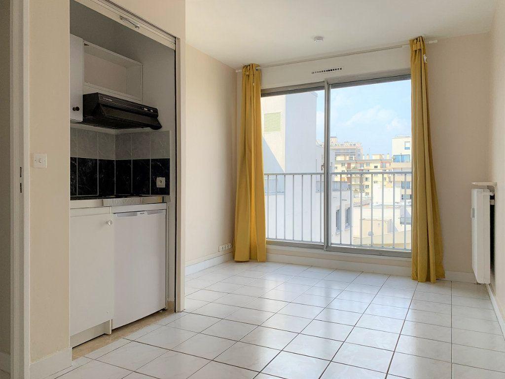 Appartement à louer 1 19.15m2 à Paris 12 vignette-1