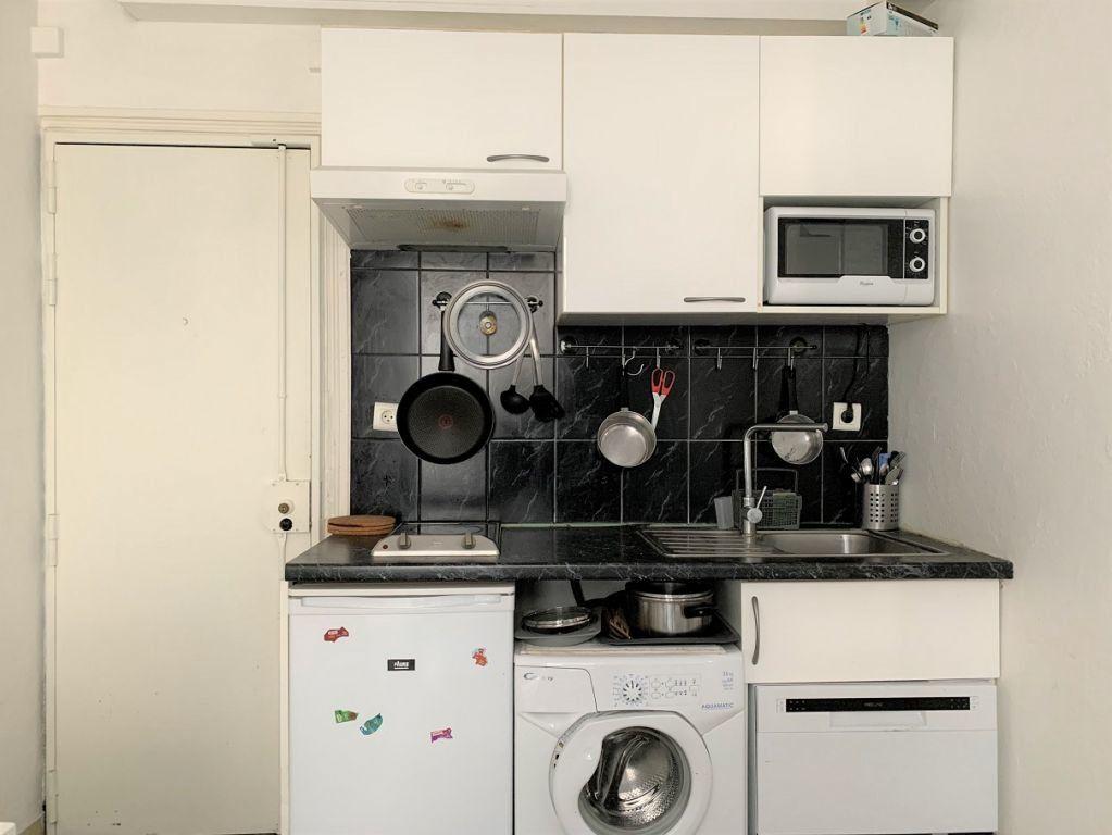 Appartement à louer 2 21m2 à Paris 12 vignette-2