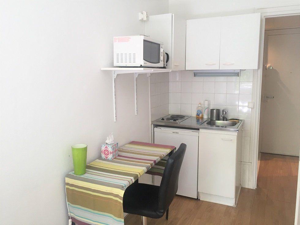 Appartement à louer 1 14.4m2 à Paris 16 vignette-2
